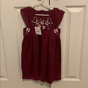 Gymboree dress NWT 4t
